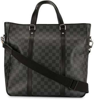 Louis Vuitton Pre-Owned large Tadao two-way tote