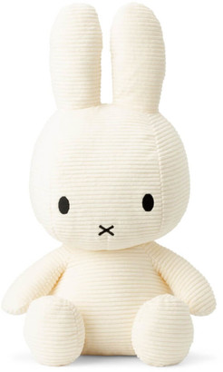 Miffy Sitting Corduroy 50cm Soft Toy