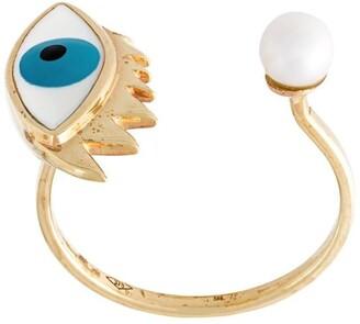 Delfina Delettrez 'Eye piercing' ring