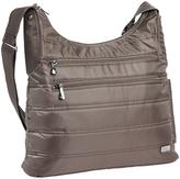 Lug Walnut Brown Cable Car Shoulder Bag