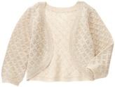 Crazy 8 Crochet Shrug