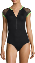 Melissa Odabash Women's Honolua One Piece Swimsuit