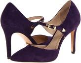 Pour La Victoire Cecilia Dress (Plum Kid Suede) - Footwear