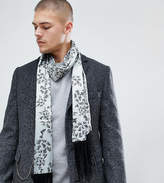 Religion Scatter Print Scarf