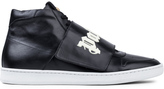 Palm Angels Palm Angles Strap Mid-cut Sneakers