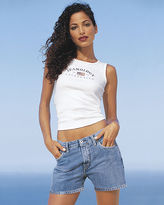 Jeanology® 5-Pocket Classic-Fit Jean Shorts