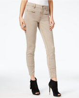GUESS Almondine Overdye Wash Skinny Jeans