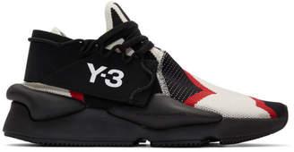 Y-3 Y 3 Multicolor Kaiwa Knit Sneakers