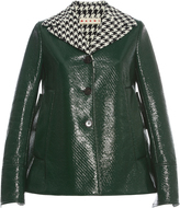 Marni Shiny Notch Collar Jacket