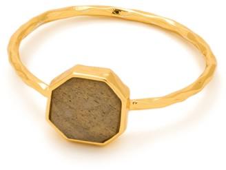 Gorjana Labradorite Power Gemstones Ring - Size 7