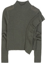 Each X Other Ribbed Wool Sweater