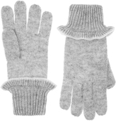 Accessorize Ribbed Frill Gloves