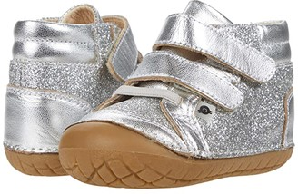 Old Soles Glamster Pave (Infant/Toddler) (Silver/Glam Argent) Girl's Shoes