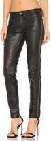 Etienne Marcel Leather Studded Skinny
