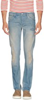 Patrizia Pepe Denim pants - Item 42571358