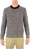 Kenzo Grey Wool Sweater