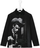 Dolce & Gabbana James Dean polo shirt