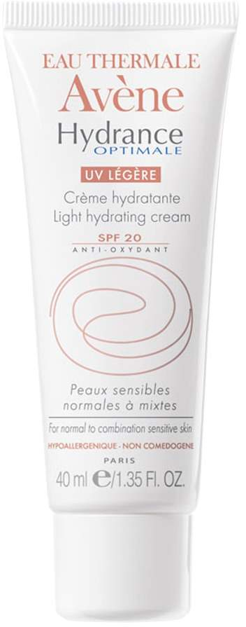 Avene Hydrance Optimale UV Light Hydrating Cream (40ml)