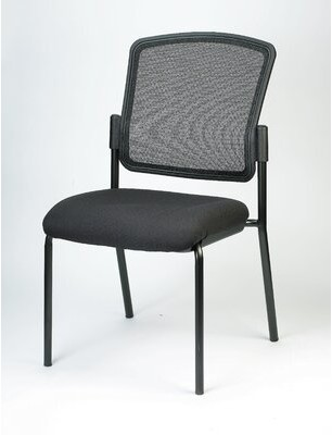 Eurotech Seating Dakota 2 Stackable Chair with Cushion Arms: Without Arms
