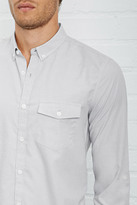 Forever 21 Fitted Button-Down Shirt