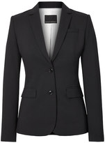 Banana Republic Long and Lean-Fit Lightweight Wool Blazer