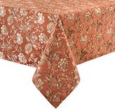Waterford Linens Williamsburg Tablecloth in Copper