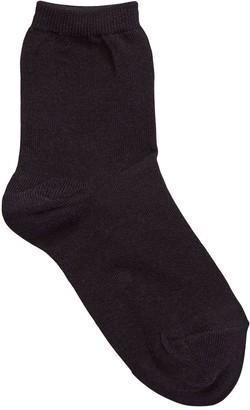 Very 7 Pack Unisex Ankle Socks - Black