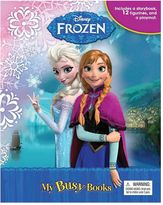 Disney Disney's Frozen Anna & Elsa My Busy Book