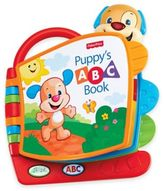 Fisher-Price Laugh & LearnTM Puppy's ABC Book