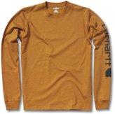 Carhartt T-Shirt Longsleeve Logo EK231, Color:;Größe:M