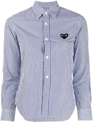 Comme des Garcons Long Sleeve Striped Shirt