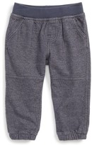 Tea Collection Infant Boy's Denim Look Pants