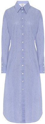 Acne Studios Cotton-blend shirtdress