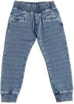 Little Marc Jacobs Vintage Effect Cotton Sweatpants