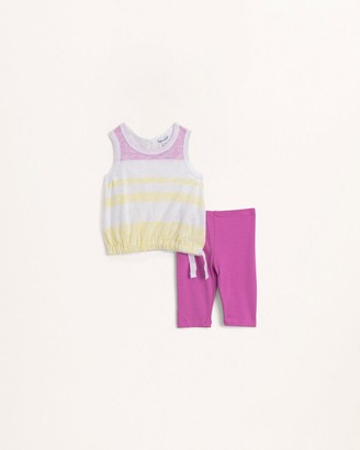 Splendid Baby Girl Legging and Tank Set