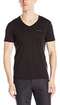 Armani Jeans Men's Regular Fit V-Neck T-Shirt
