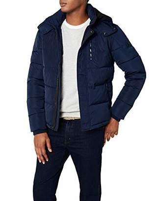 Wrangler Men's Protector Jacket (Black 01), X-Large