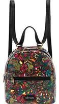 Sakroots Artist Circle Mini Crossbody Backpack (Women's)