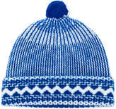 Burberry knitted hat