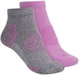 Columbia Ultra-Lite Walking Socks - 2-Pack, Ankle (For Women)