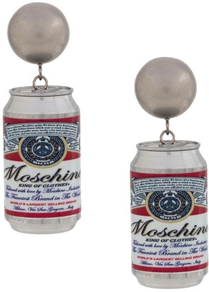 Moschino Can Design Earrings