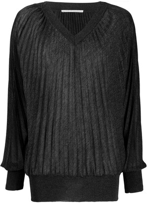 Marco De Vincenzo V-Neck Jumpers