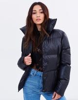 Backstreet Puffer Bomber Jacket