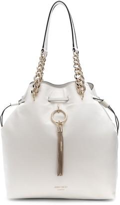 Jimmy Choo large Callie Drawstring bucket bag