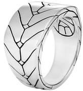 John Hardy Men's Modern Chain Ring