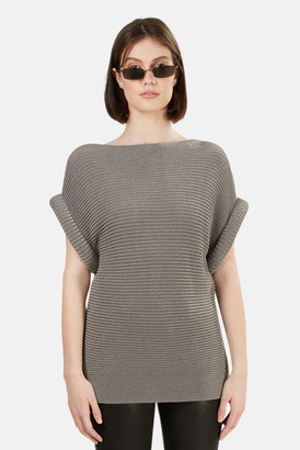 Alexander Wang Sleeveless Armor Tunic