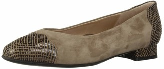 BeautiFeel Women's MYLA Pump Fall Taupe/Tarta 400 Medium EU (9 US)