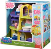 Peppa Pig Family Home Playset, Black