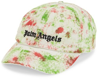 Palm Angels Tie-Dye Classic Logo Baseball Cap