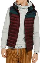 Scotch & Soda Hooded Puffer Vest